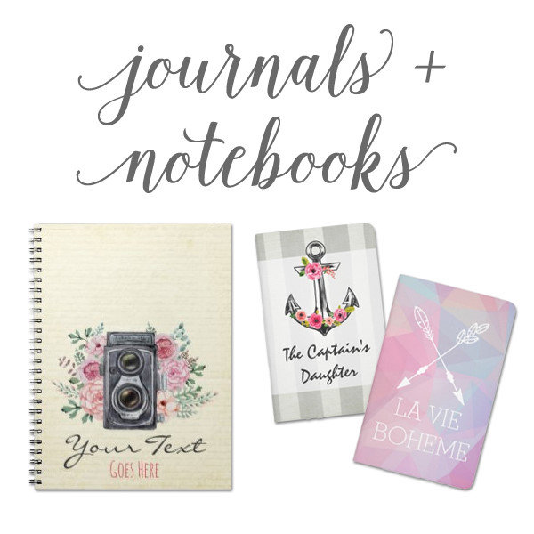 Journals & Notebooks