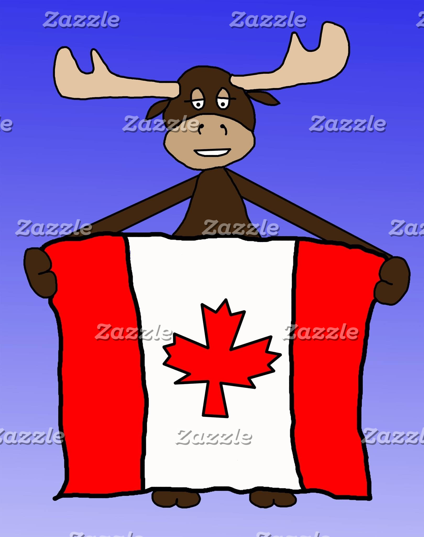 Canadian Moose 2