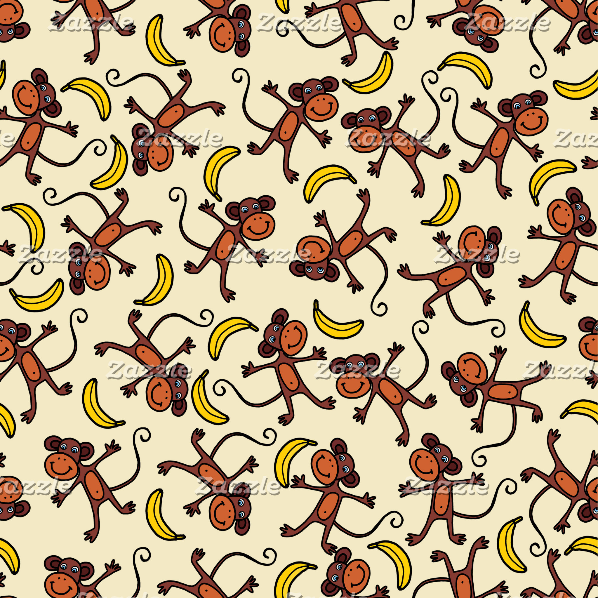 Cute Safari Patterns