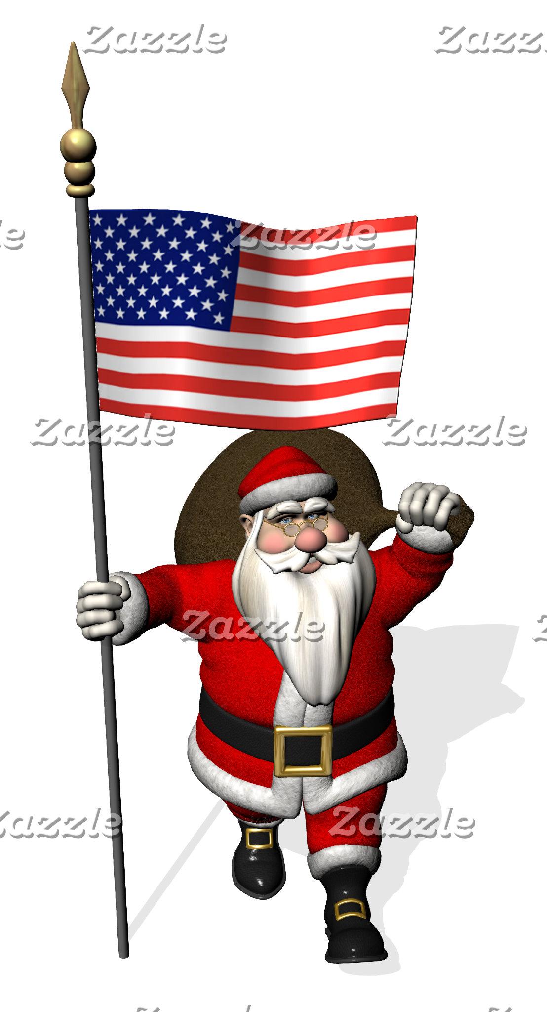 * USA ~ Stars And Stripes