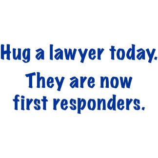 Hug a Lawyer