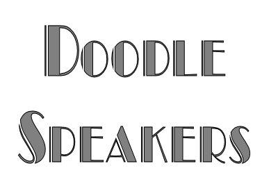 Doodle Speakers