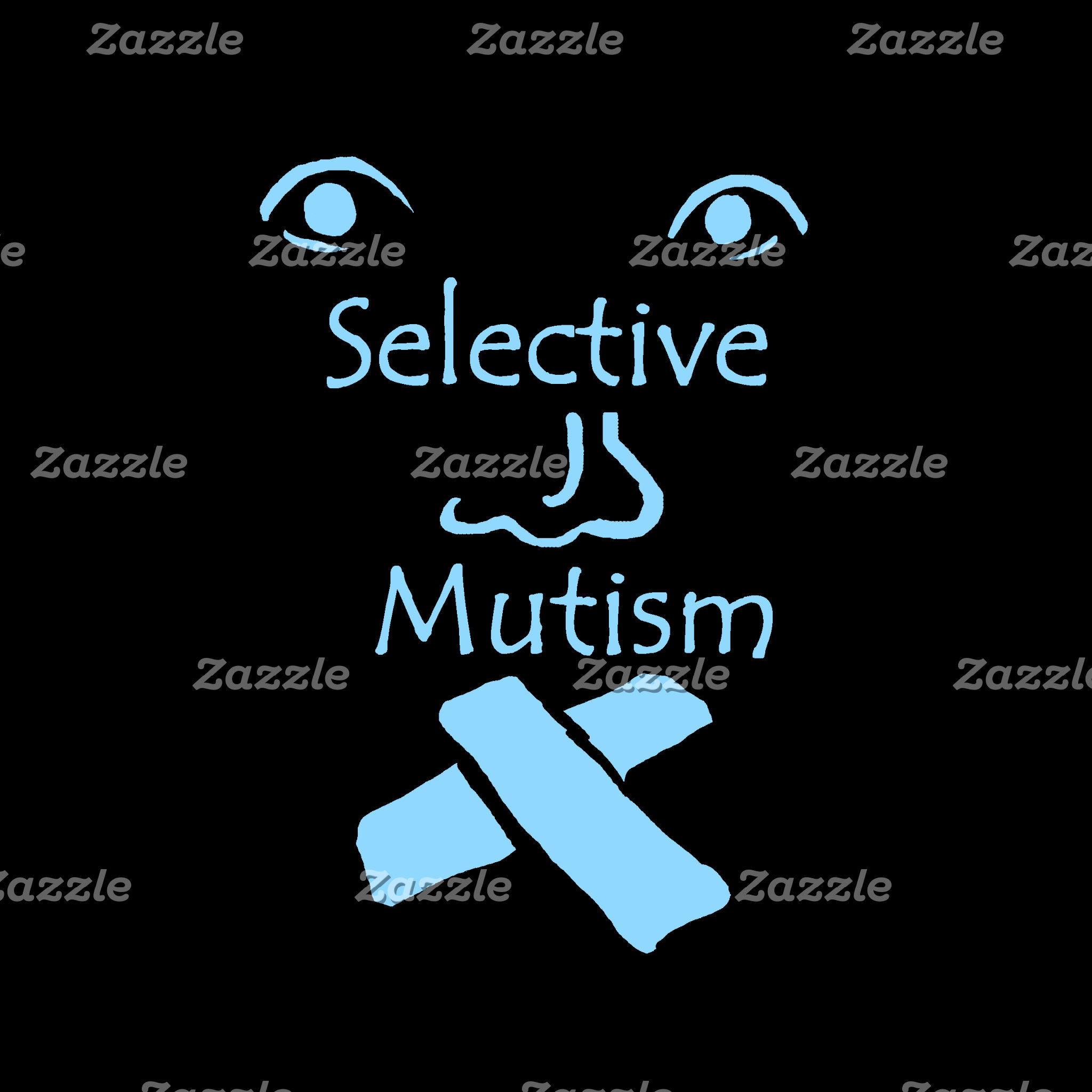 Face of Selective Mutism