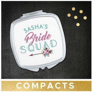 Bridal Shower Compacts