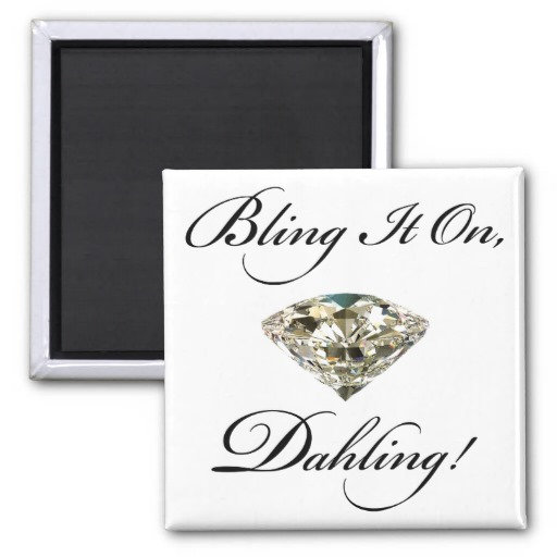 ***GEMS, BLING and SPARKLE