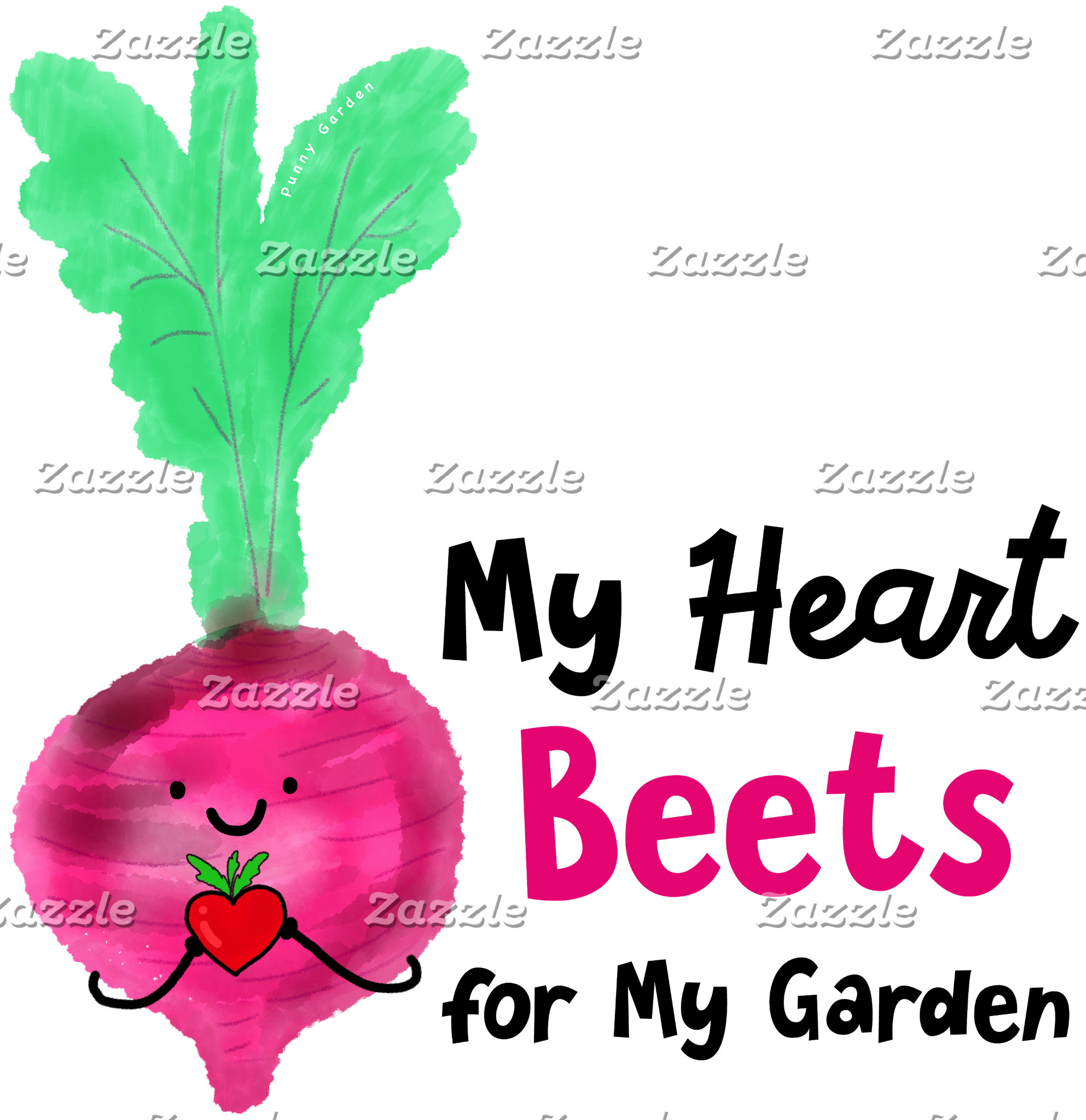 My Heart Beets for my Garden