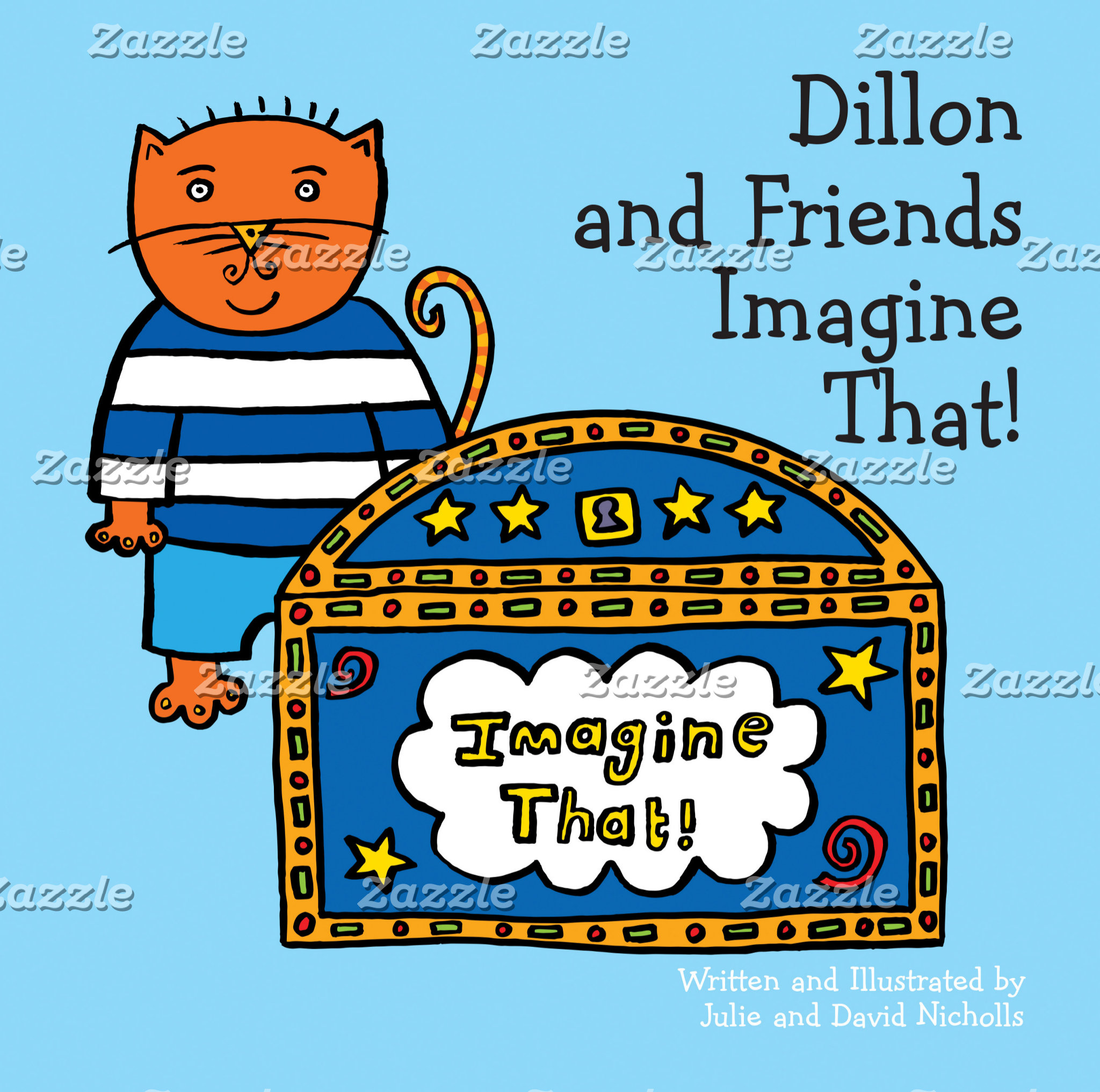 Dillon and Friends Imagine That!