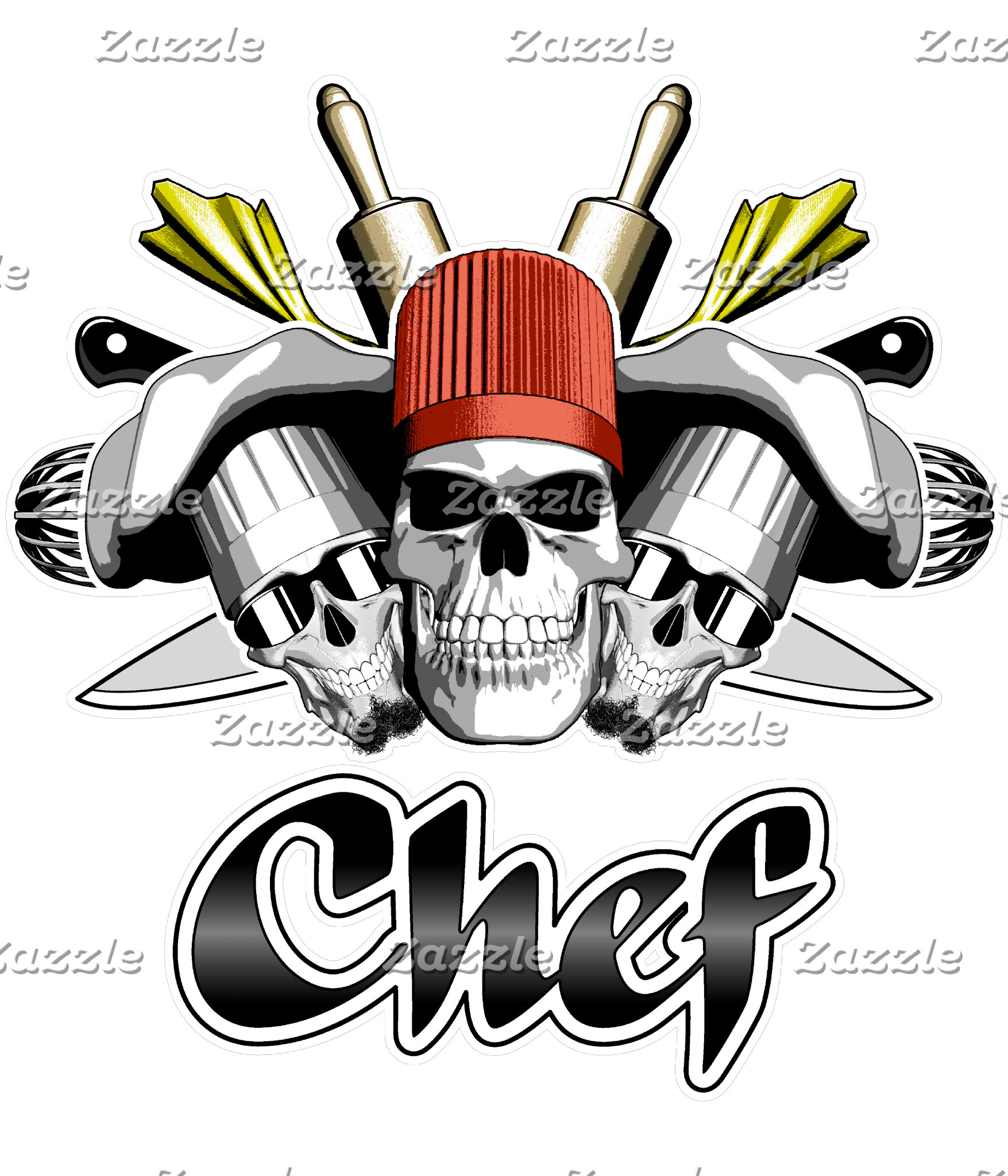 Chef Skull: Tools of the Trade