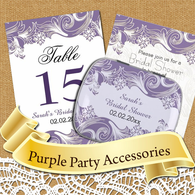Purple Theme Party