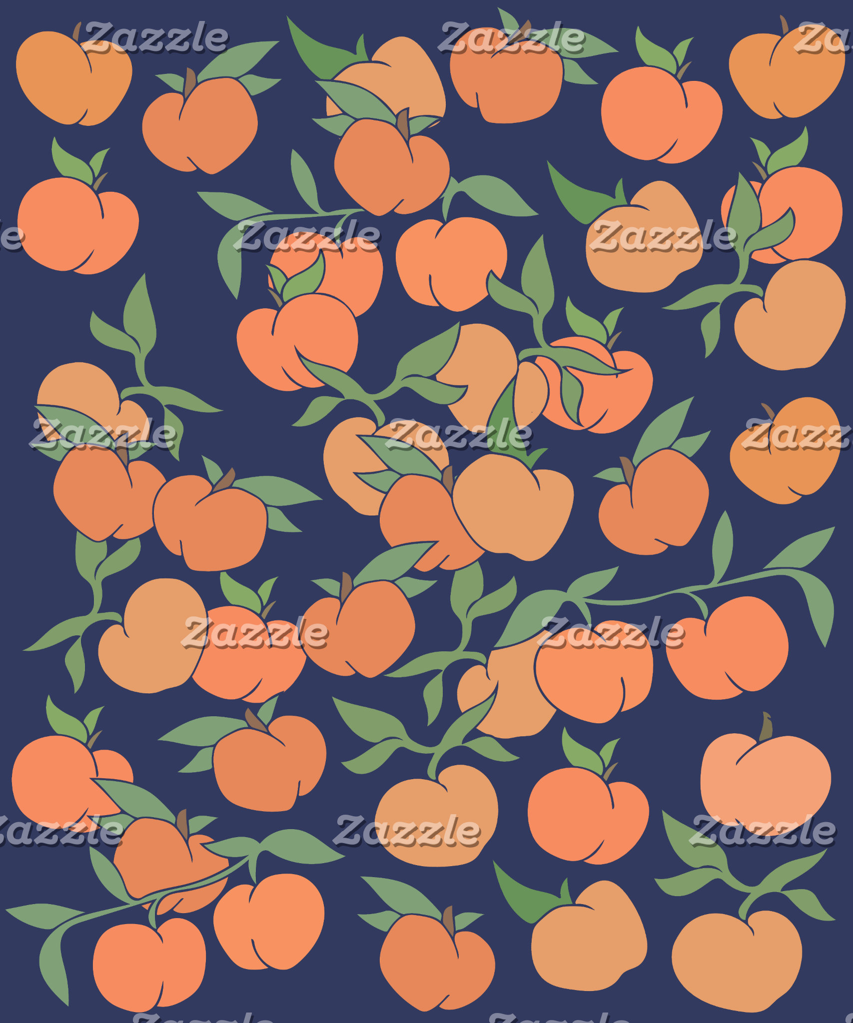 Just Peachy Peaches