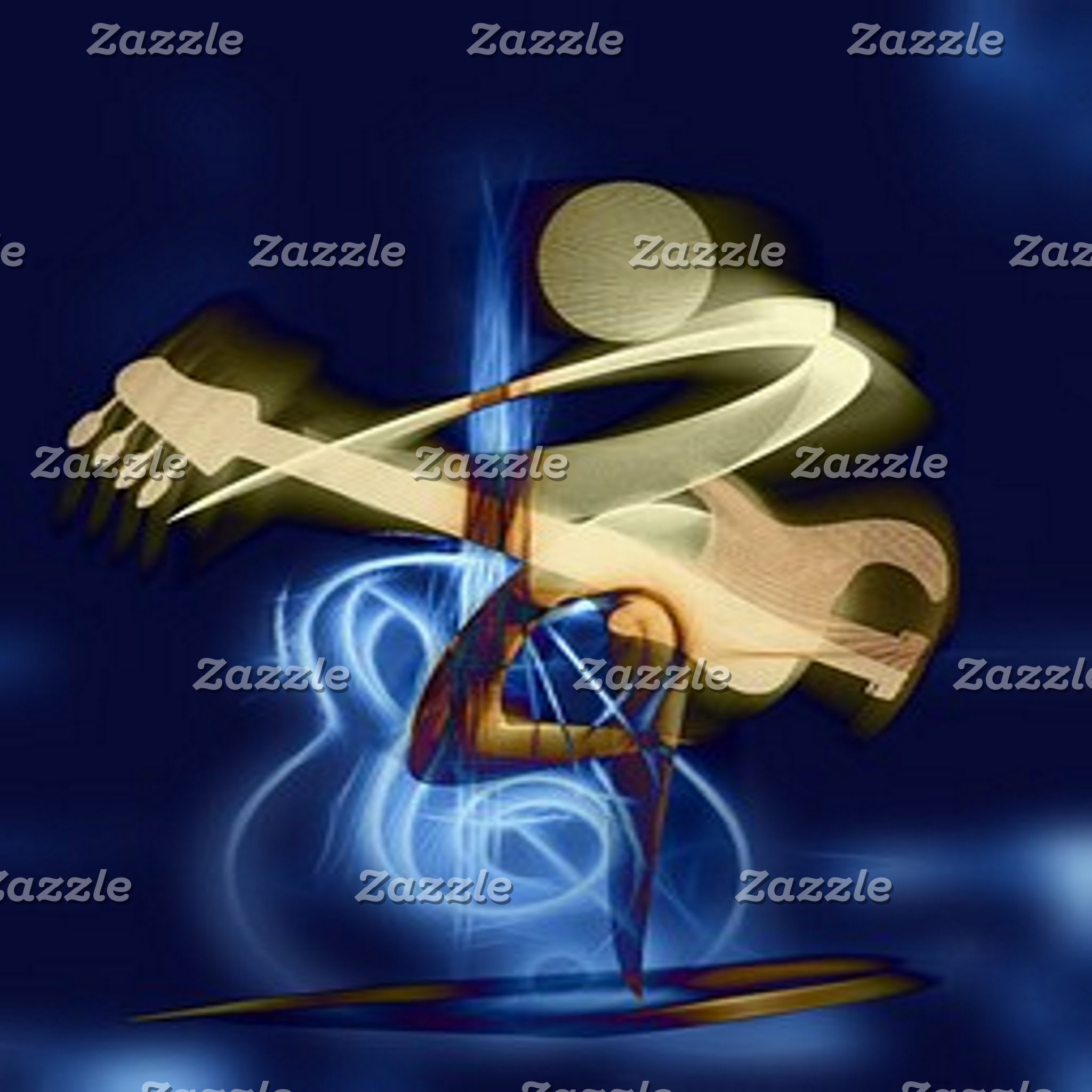 Abstract Art - Music