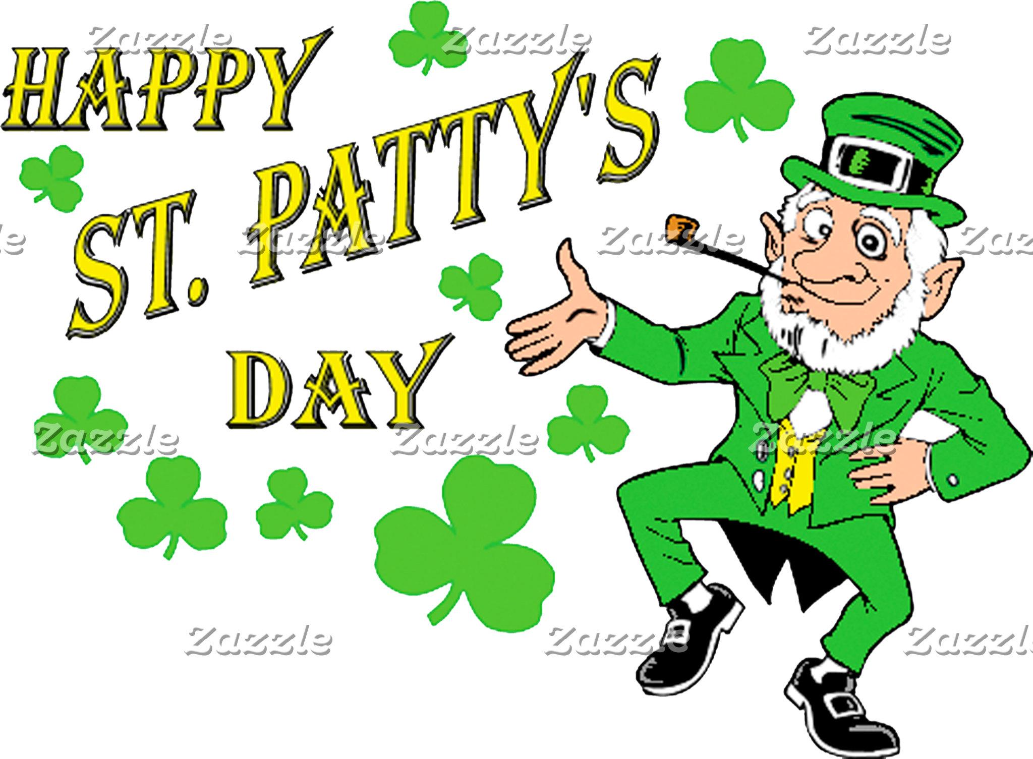 Happy St Patty's Day T-Shirts