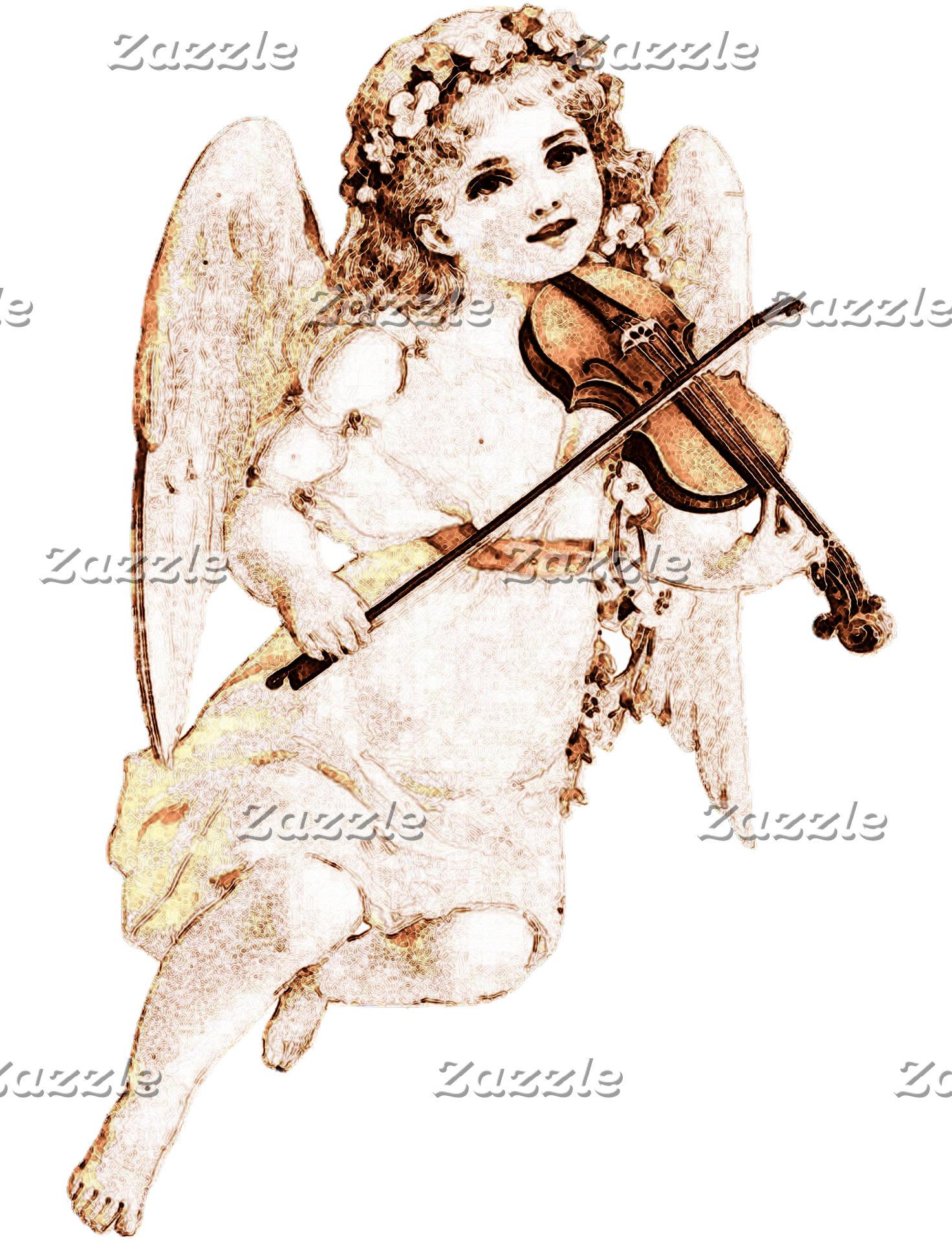 Angel Violin