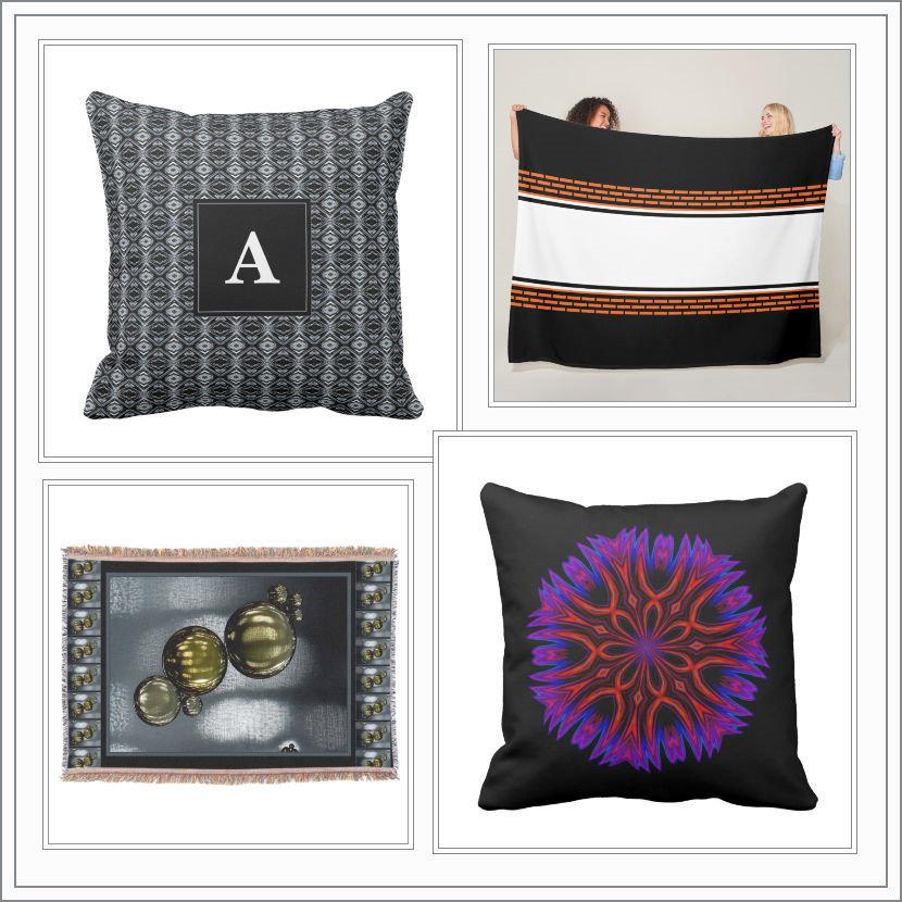 Cushions & Blankets