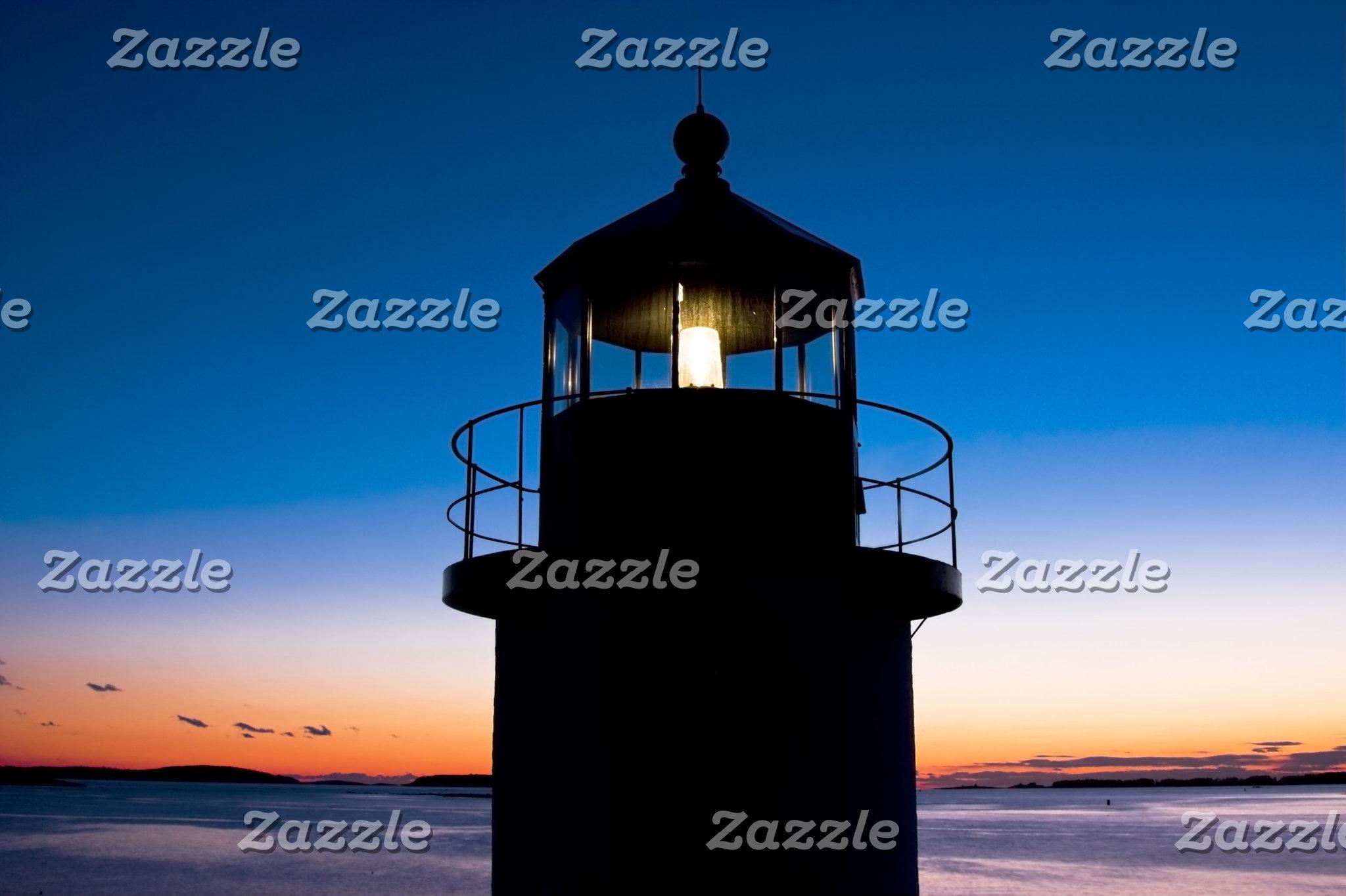 Maine Seascape and Coast Photos
