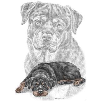 Rottweiler Dog Artwork