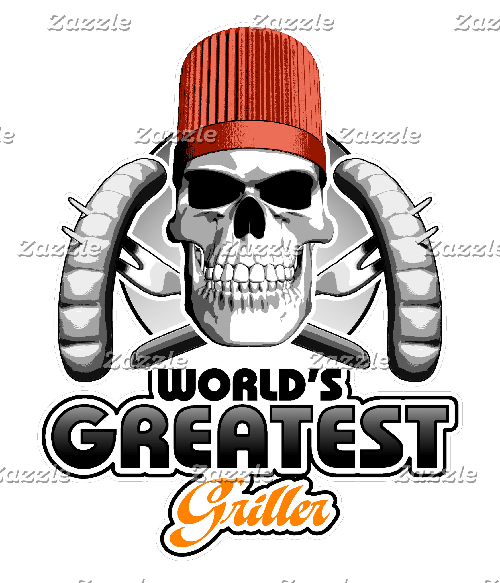 World's Greatest Griller v1