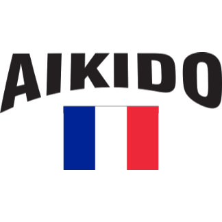 Aikido France French Flag
