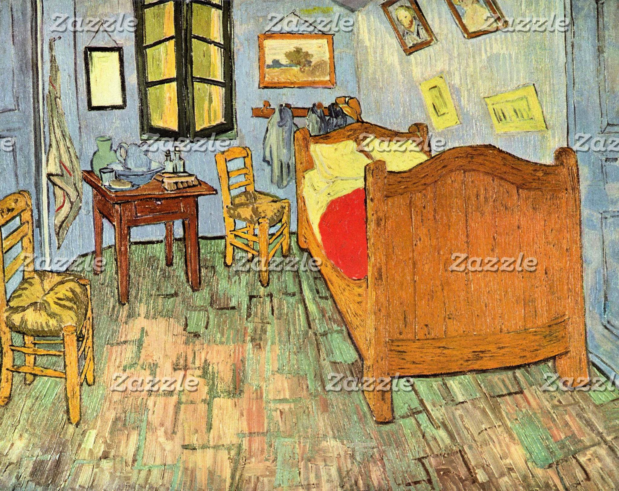 Van Gogh's Bedroom