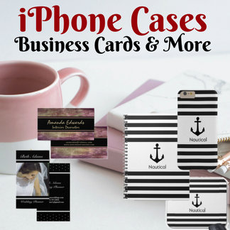 iPhone Cases & Business Cards