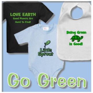 ★ GO GREEN!