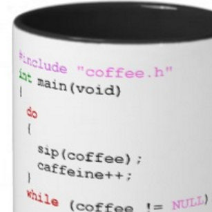 Programming Mugs