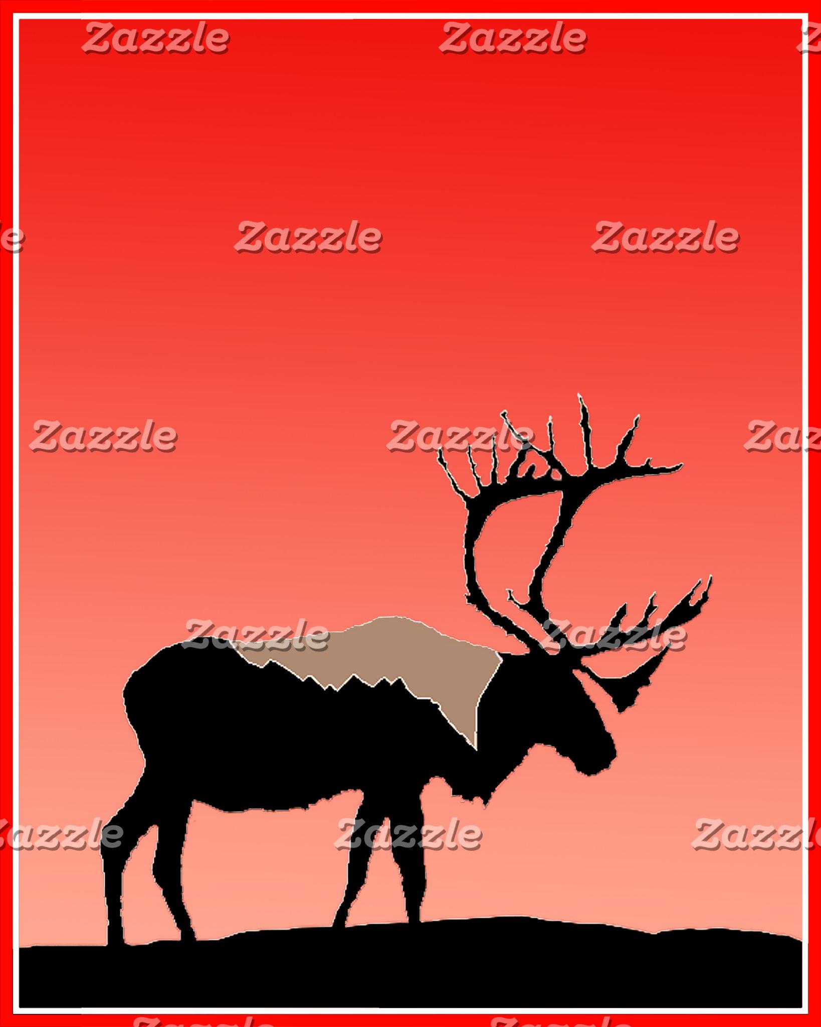 Wild Animal Graphics