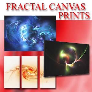 Fractal Canvas Prints