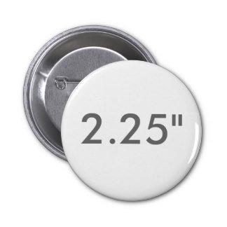 "2.25"" Round Buttons STANDARD"