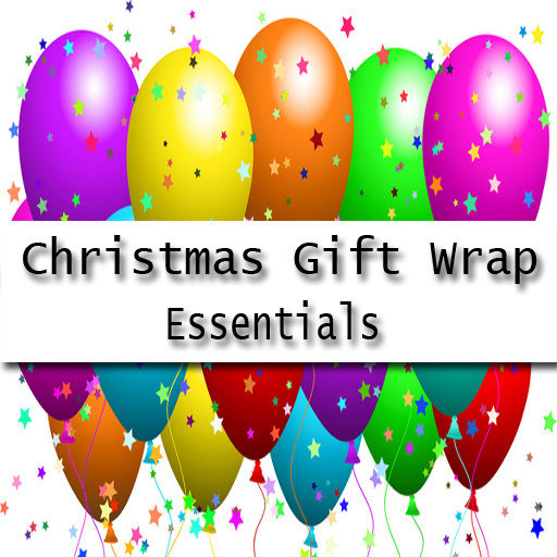 Christmas Gift Wrap Essentials