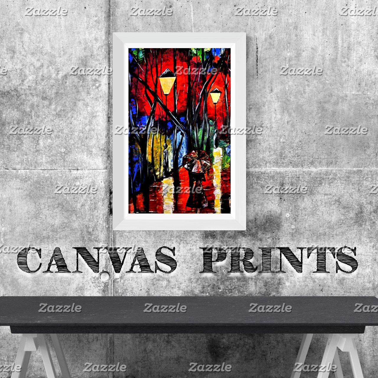 Art~Canvas Prints
