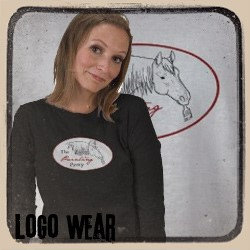 Painting Pony Logo Wear