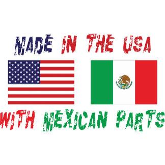American Mexican American T-Shirt