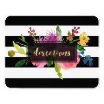 4   Floral, Ranunculus+Stripes