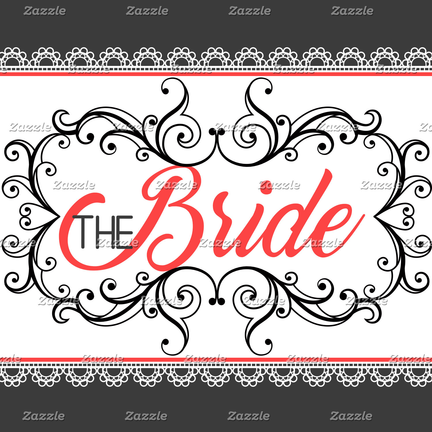 Just the Bride