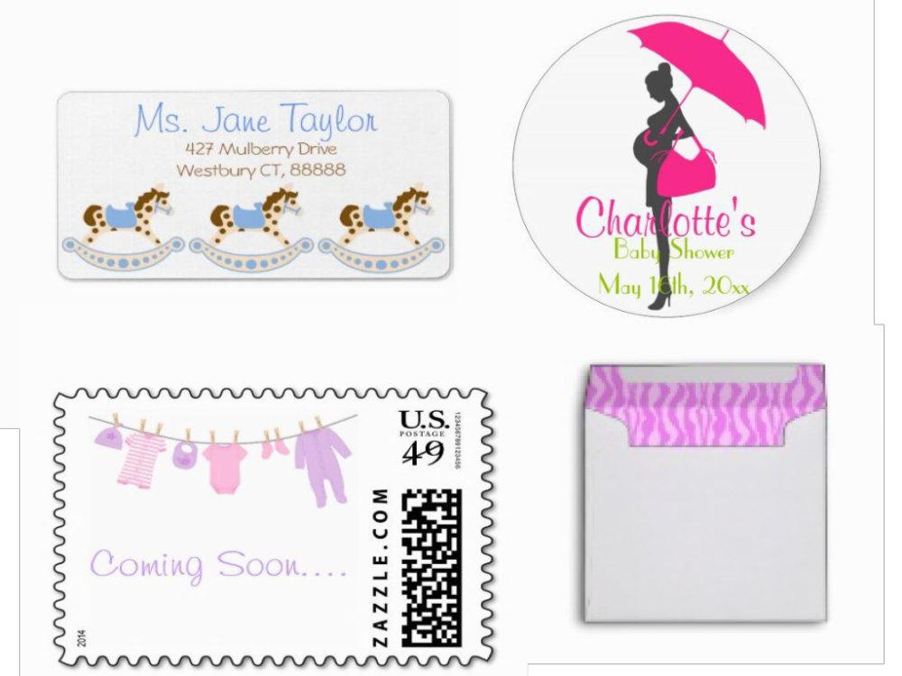 Postage & Labels