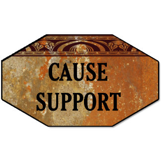 Cause Support