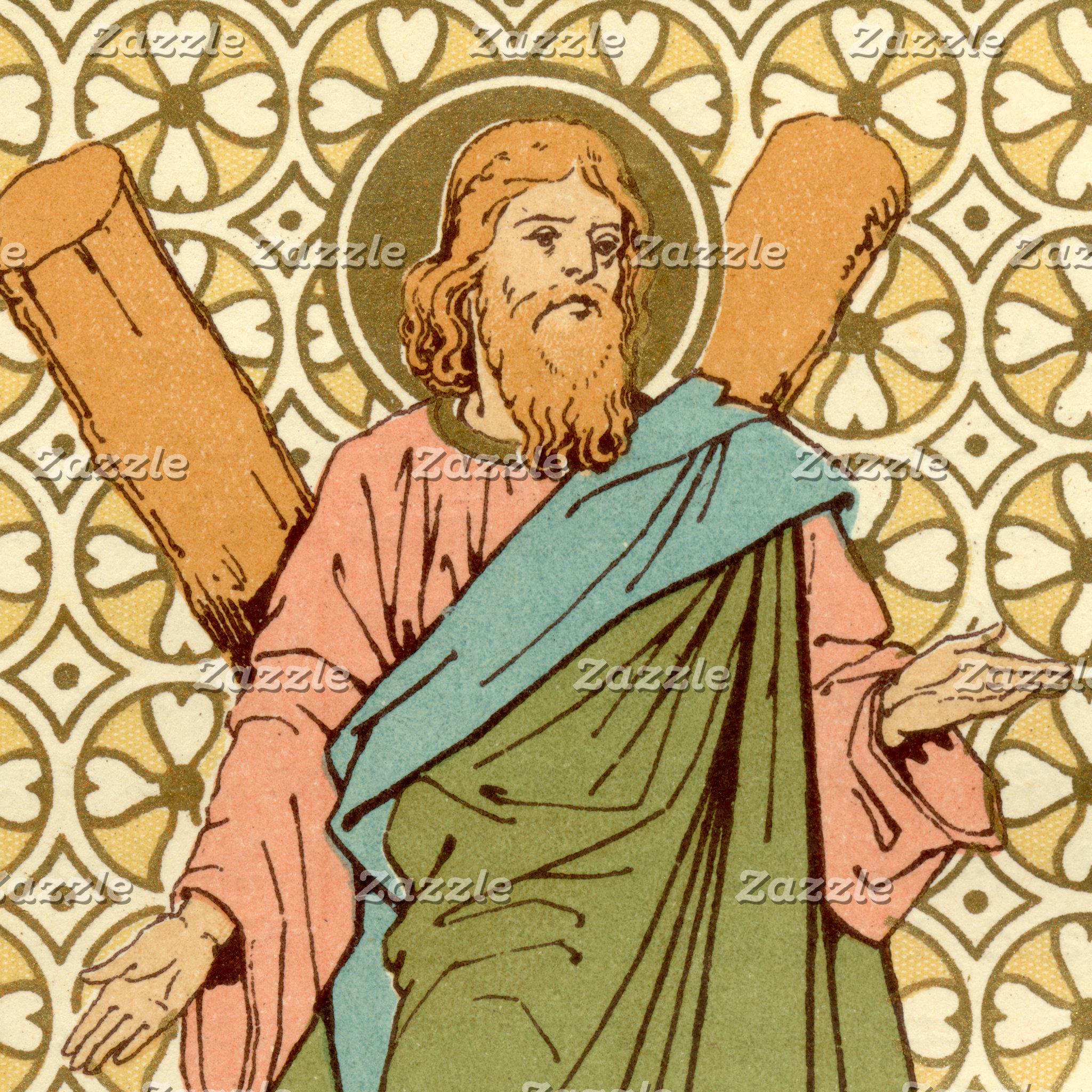 Andrew the Apostle (RLS 01), Saint