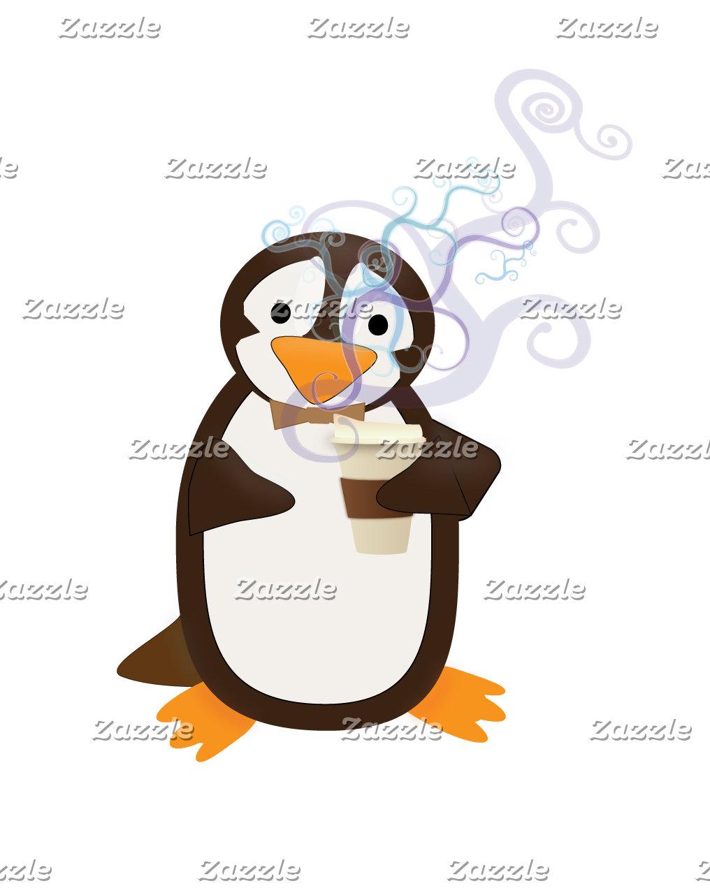 Penguin Mocha