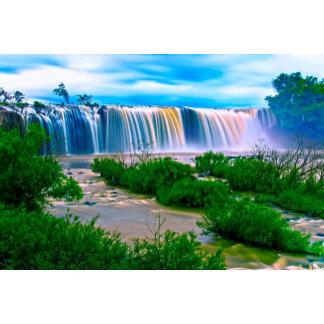 Dreamy Waterfall Landscape
