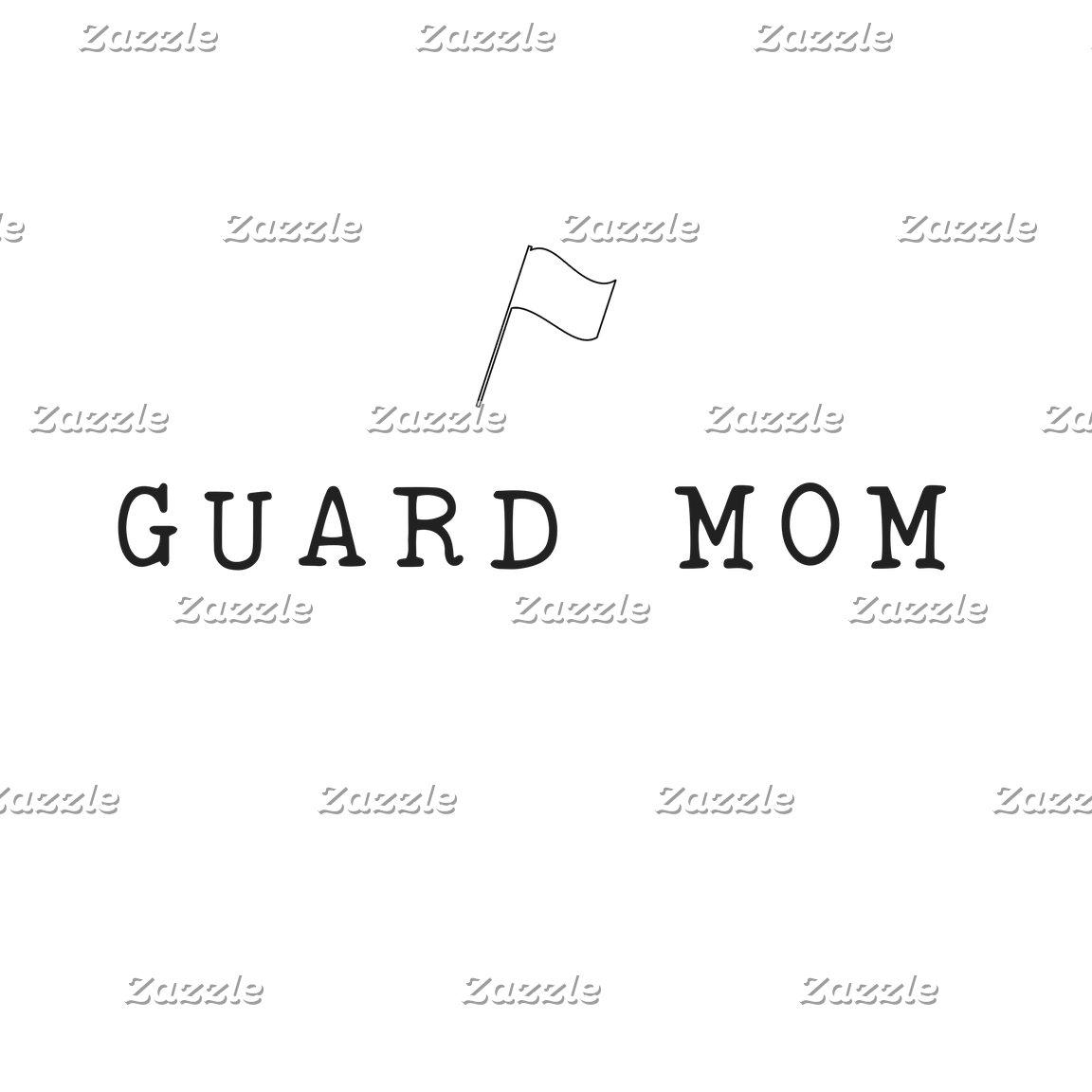 Color Guard Mom