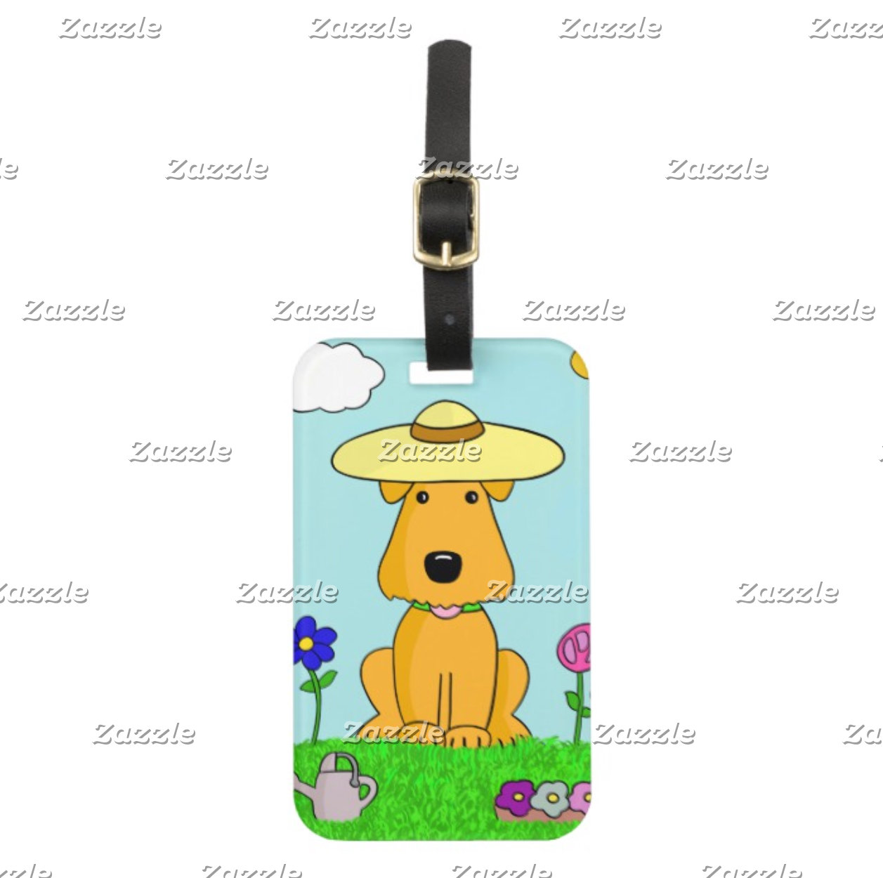 Luggage Tags, Necklaces, Watches, Cosmetic Bags