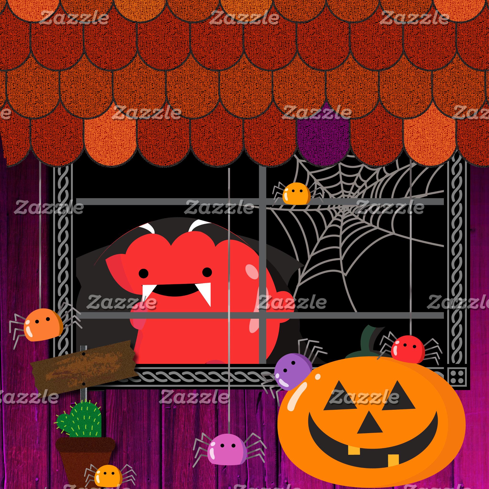 Mochi Haunted House