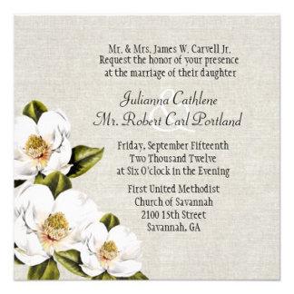 Southern Magnolia Wedding Set