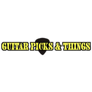 Guitar Picks & Things