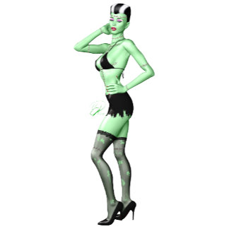 Pinup Ghouls
