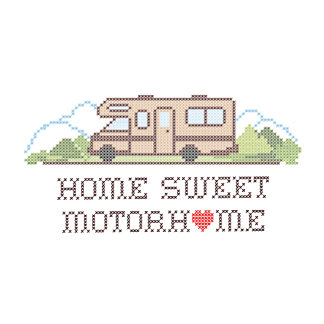 Home Sweet Motorhome Class C.