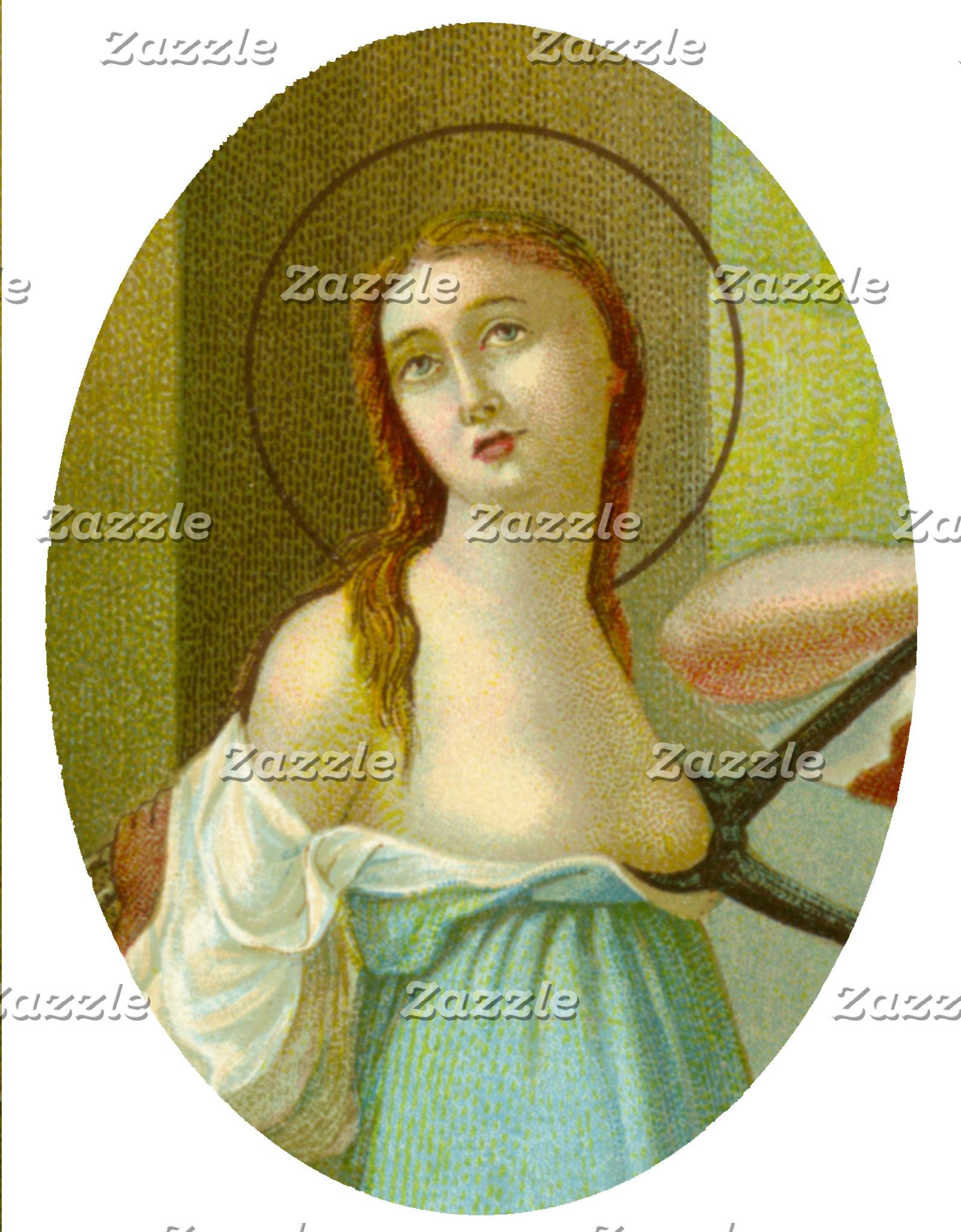 Agatha (M 003), Saint