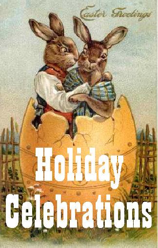 Holiday Celebrations!