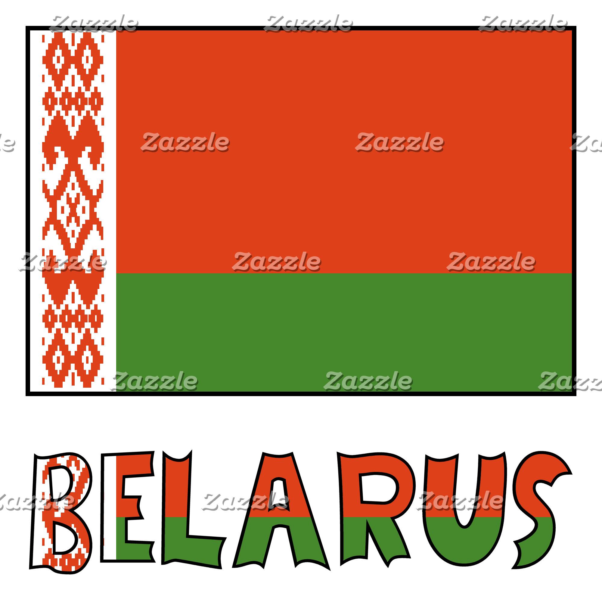 Belarusian Flag and Belarus